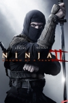Ninja: Shadow of a Tear movie poster