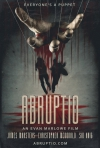 Abruptio movie poster