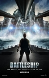 Battleship movie poster