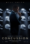 Concussion movie poster