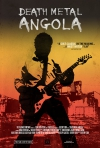 Death Metal Angola movie poster