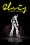 Elvis: The Legend Continues movie poster
