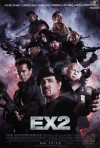 Expendables 2 film poster