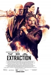 Extraction movie poster
