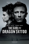 The Girl with the Dragon Tattoo, USA movie poster