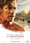 Lo imposible movie poster