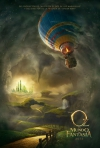 Oz 2013 The Great and Powerful movie poster