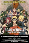 Road to Ninja - Naruto the Movie movie poster