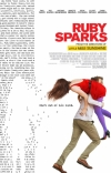 Ruby Sparks film poster