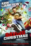 Saving Christmas movie poster