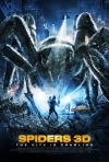 Spiders movie poster