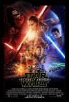 Star Wars: Episode VII - The Force Awakens movie poster