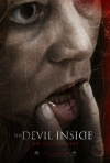 The Devil Inside movie poster