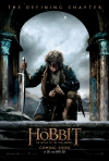 The Hobbit: The Battle of the Five Armies movie poster