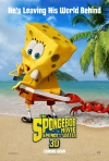 SpongeBob: Sponge Out of Water movie poster
