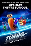 Turbo movie poster