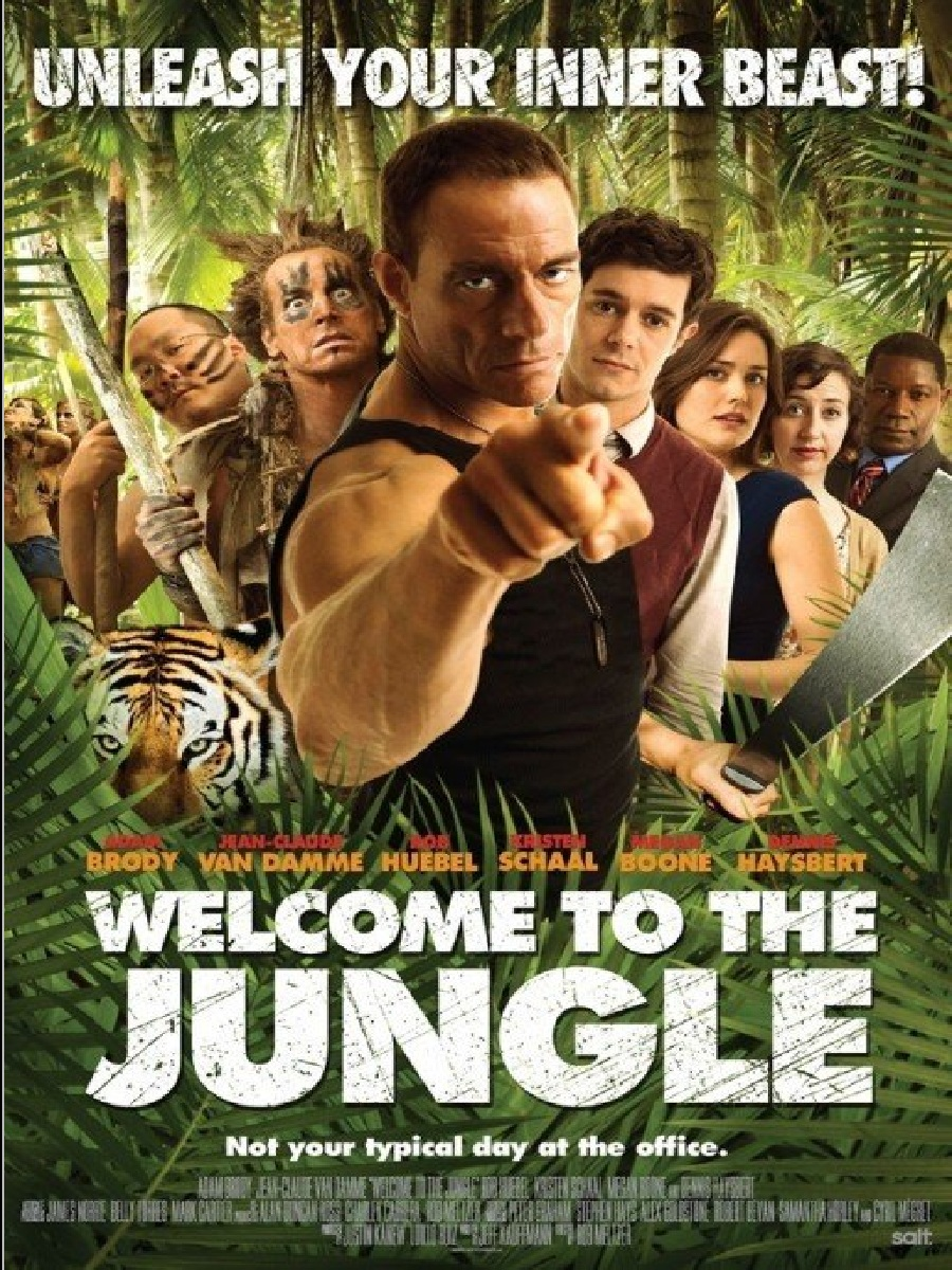 welcome to the jungle Welcome to the jungle it gets worse here everyday ya learn to live like an animal in the jungle where we play if you got a hunger for what you see you'll take it eventually you can have anything you want but you better not take it from me.